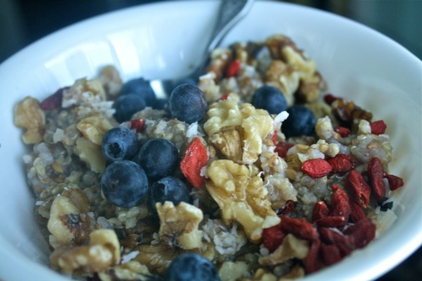 Buckwheat Quinoa Porridge